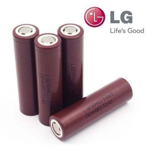 LG HG2 - batéria 18650 - 3000mAh 20A