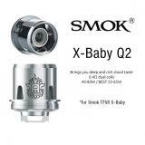 Žhaviaca hlava X-Baby Q2 pre Smok TFV8 X-Baby Tank - 0,4 ohm