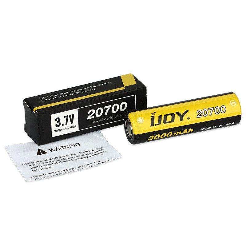 Batéria IJOY 20700 - 3000mAh 40A