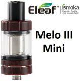 Eleaf Melo 3 Mini Clearomizér - 2ml iSmoka - Eleaf