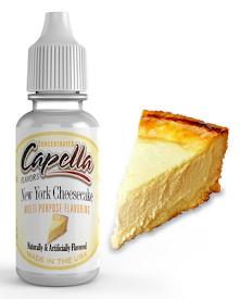 NEWYORSKÝ CHEESECAKE / New York Cheesecake - Aróma Capella