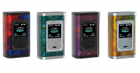 SMOK Majesty 225W TC box mód - Resin edice