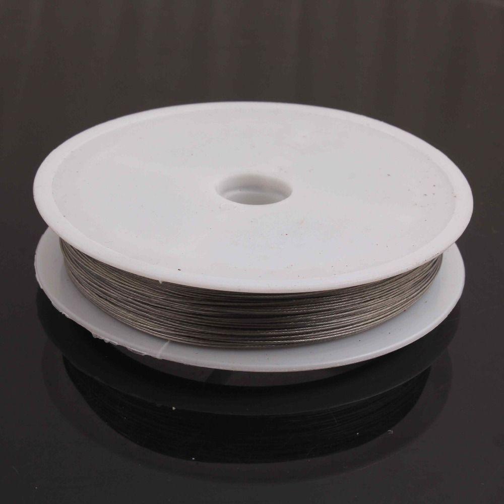 Drôt z nerezovej ocele 316L mäkký, 0,22mm, 100m