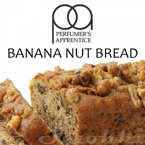 BANÁNOVÝ CHLIEB S ORECHMI / Banana Nut Bread - aróma TPA The Perfumers Apprentice