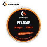 GeekVape Ni80 odporový drôt 24GA (0,5mm) - 10m