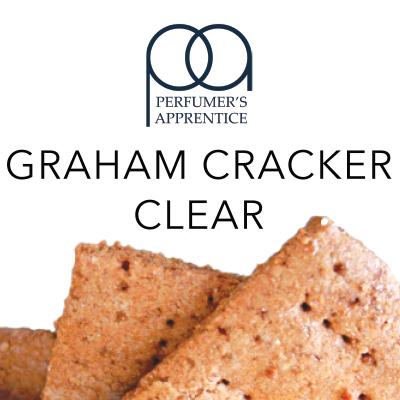GRAHAMOVÁ SUŠIENKA / Graham Cracker Clear - aróma TPA The Perfumers Apprentice