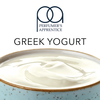 GRÉCKY JOGURT / Greek Yogurt - aróma TPA The Perfumers Apprentice