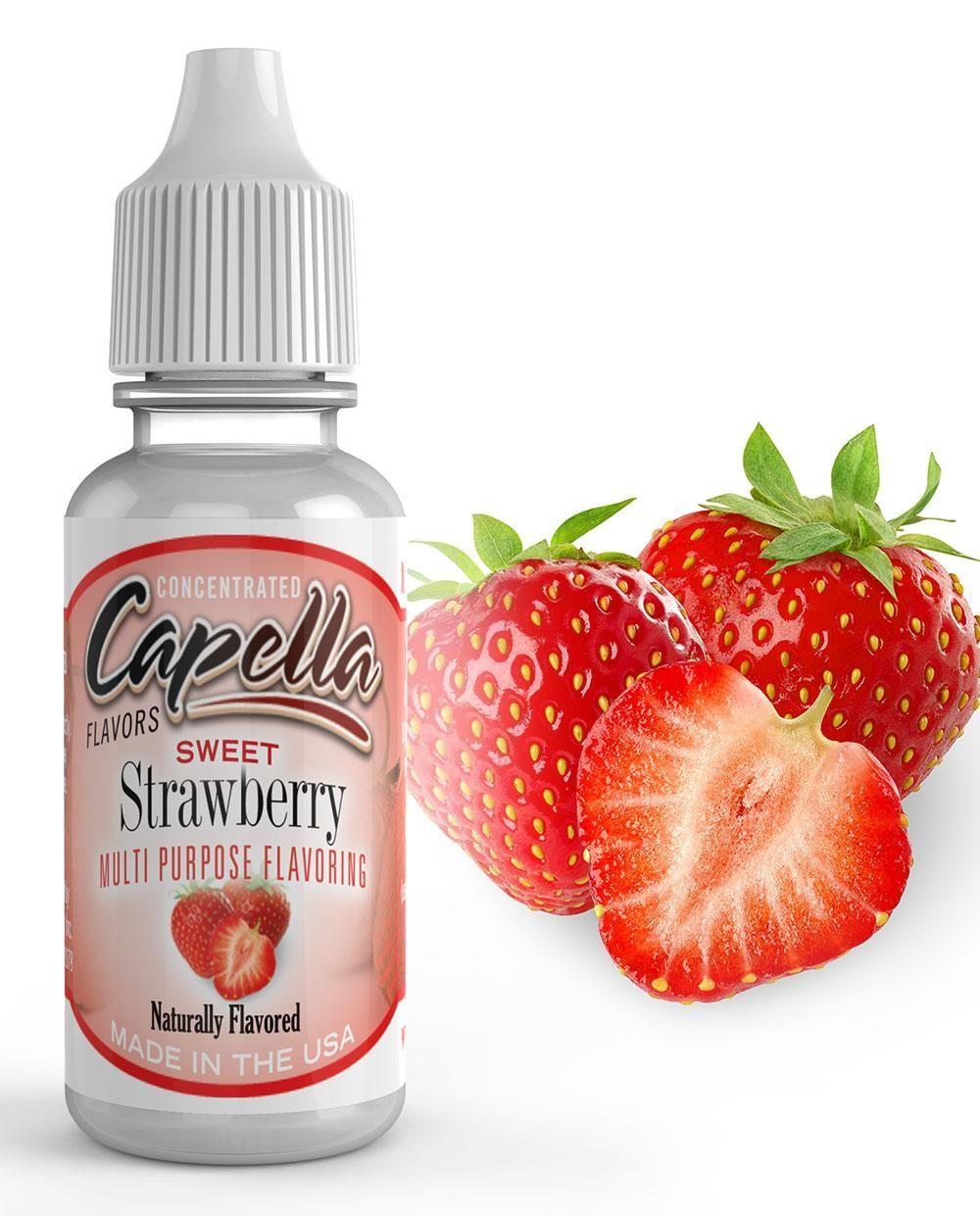 JAHODA / Sweet Strawberry - Aróma Capella