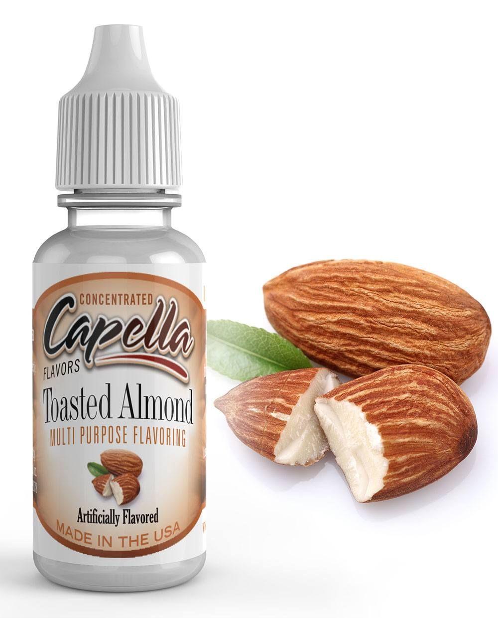 PRAŽENÉ MANDLE / Toasted Almond - Aróma Capella