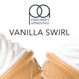VANILKOVÁ TOČENÁ ZMRZLINA / Vanilla Swirl - aróma TPA - 15ml