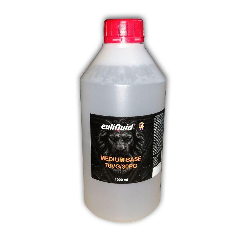 Báza EULIQUID Medium 70VG/30PG - 1000ml Euliquid s.r.o.