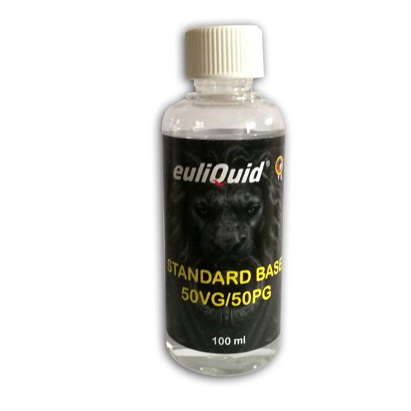 Báza EULIQUID Standard 50VG/50PG - 100ml Euliquid s.r.o.