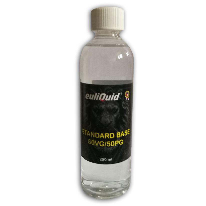 Báza EULIQUID Standard 50VG/50PG - 250ml Euliquid s.r.o.