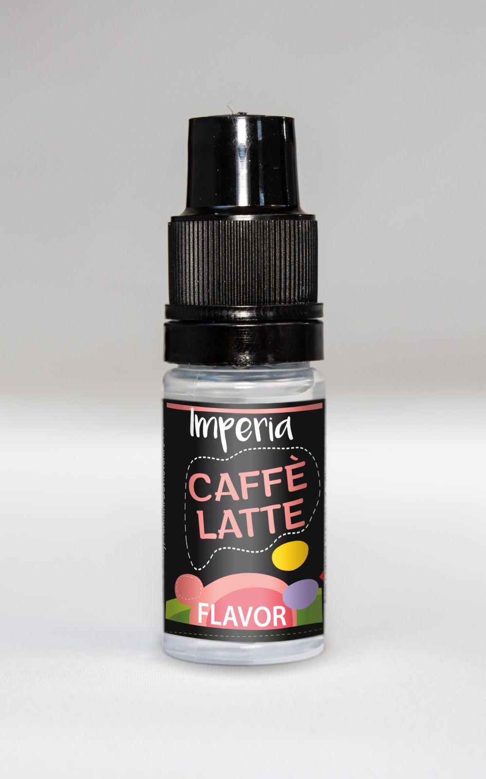 CAFFÉ LATTE - Aróma Imperia Black Label Boudoir Samadhi s.r.o.