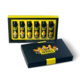 Heroes darčekové balenie 6x20ml  - aróma Pro Vape Heroes shake & vape