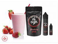 JAHODOVÝ SHAKE / Strawberry Shake - Fog Division shake & vape 10ml