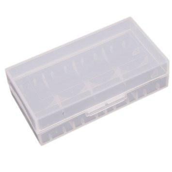 Púzdro pre batérie 2x18650 - plast Green Sound