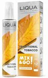 TRADIČNÝ TABAK / Traditional Tobacco - LIQUA Mix&Go 12ml