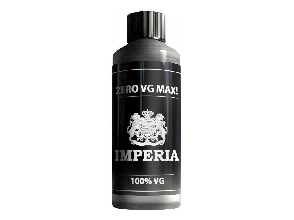 Univerzální báze IMPERIA ZERO VG MAX ! (100%VG) - 100ml Boudoir Samadhi s.r.o.