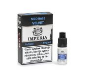 Velvet Base Imperia 12 mg - 5x10ml (20PG/80VG)