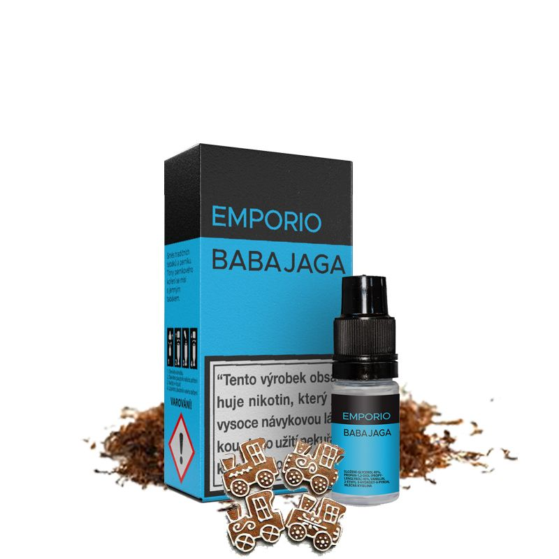 BABA JAGA - e-liquid EMPORIO 10 ml Imperia