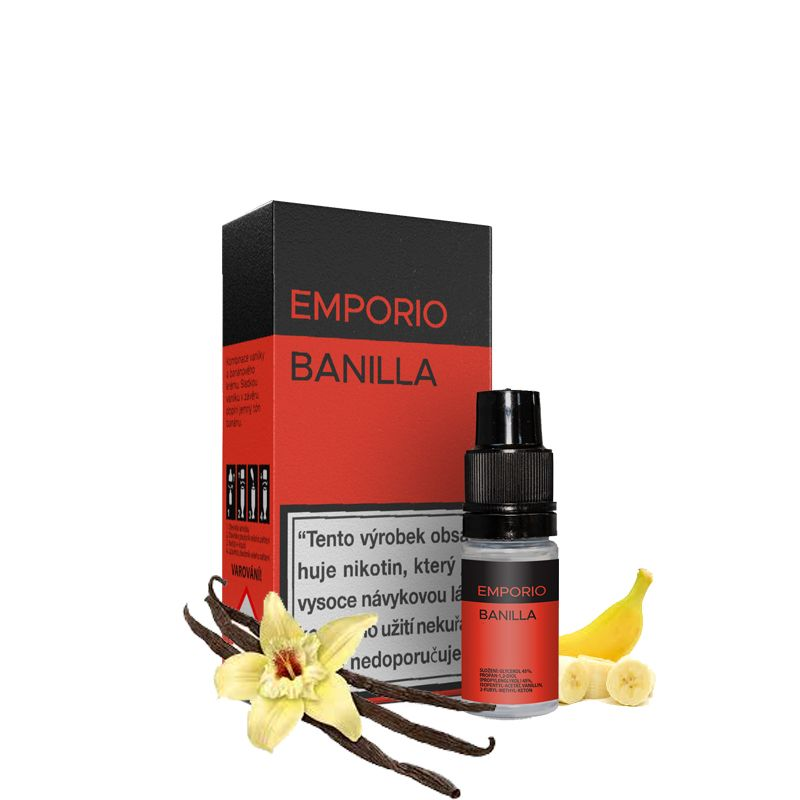 BANILLA - e-liquid EMPORIO 10 ml Imperia