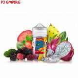 BERRY BURST- dračie ovocie, kaktus, jahody, černice - shake&vape Rocket Empire 14 ml