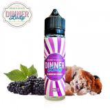 BLACKBERRY CRUMBLE - morušový koláč - shake&vape Dinner Lady 20 ml