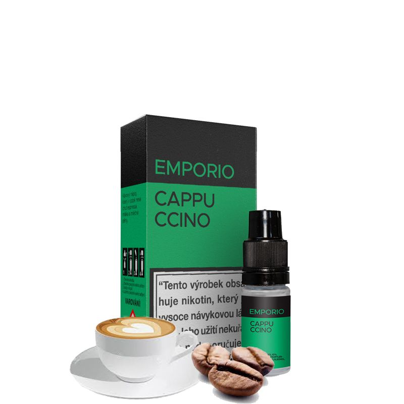 CAPPUCCINO - e-liquid EMPORIO 10 ml Imperia
