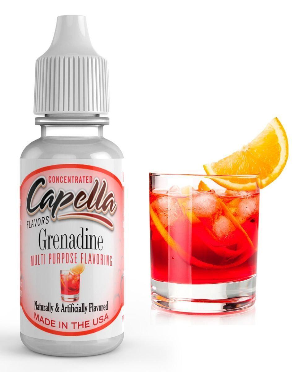 GRENADINE - Aróma Capella