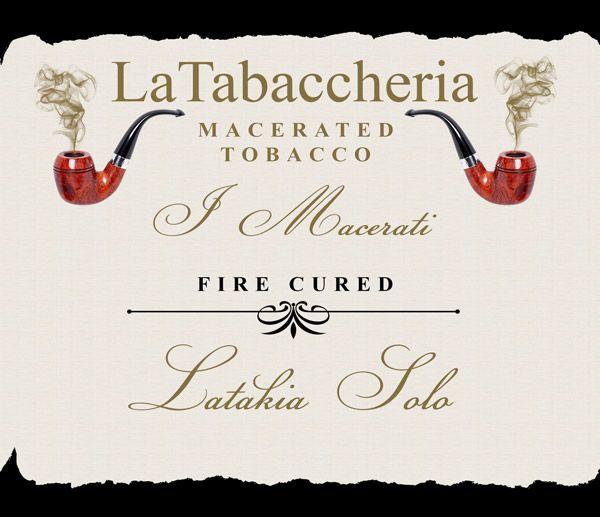 LATAKIA SOLO - aroma La Tabaccheria Macerato exp.9/20