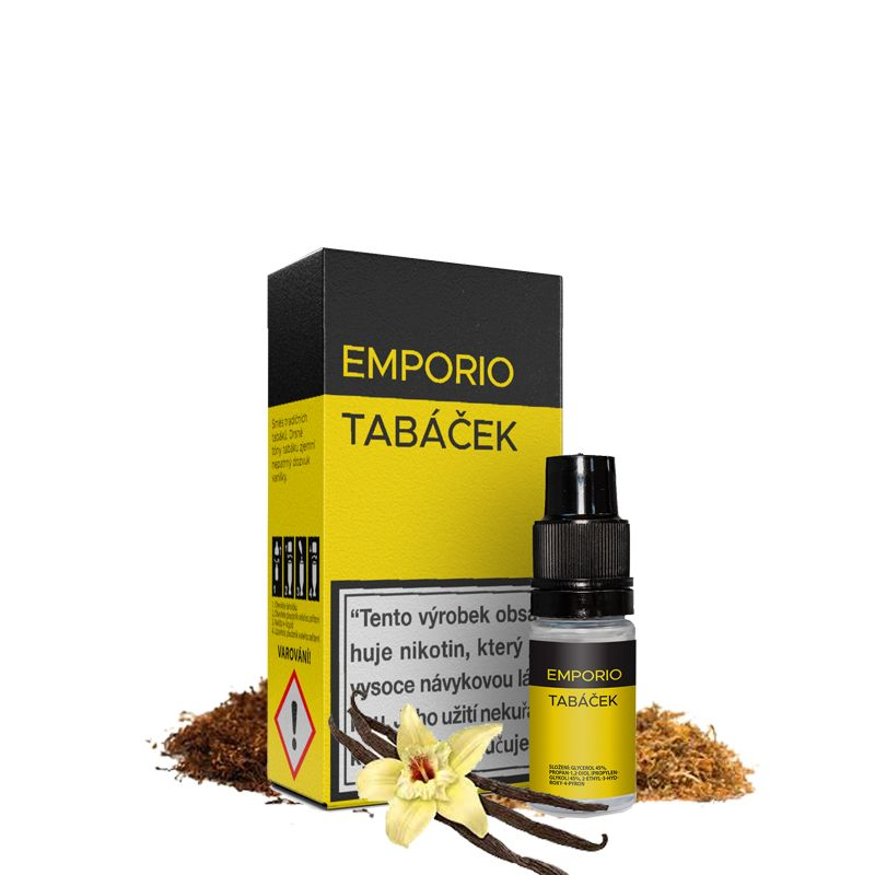 TABÁČEK - e-liquid EMPORIO 10 ml Imperia