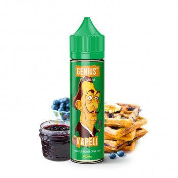 VAPELI / Vafle s čučoriedkovým džemom - aróma Pro Vape Genius shake & vape 20ml