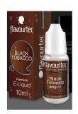 BLACK TOBACCO - e-liquid FLAVOURTEC 10ml exp.:7/19