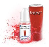 ENERGETICKÝ NÁPOJ (Red Power) - e-liquid FLAVOURTEC 10ml exp.:3/19