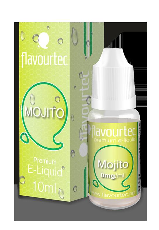 MOJITO - e-liquid FLAVOURTEC 10ml exp.:10/19