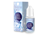 ICED BLUEBERRY - e-liquid FLAVOURTEC 10ml exp.:6/19