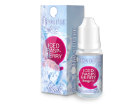ICED RASPBERRY - e-liquid FLAVOURTEC 10ml exp.:1/19