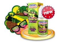 JAMAICAN FRUIT - e-liquid American Stars 10ml exp.:6/19