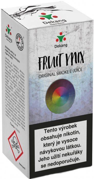OVOCNÁ ZMES - Fruit Mix - Dekang Classic 10 ml