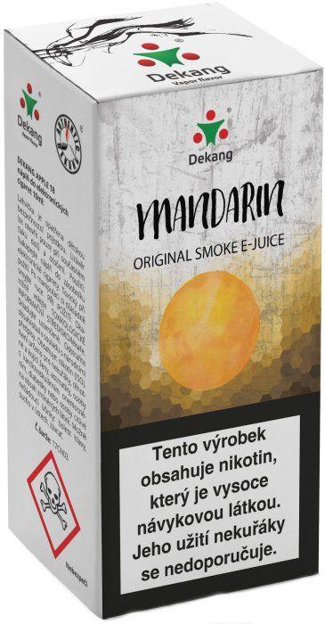 MANDARÍNKA - Mandarin - Dekang Classic 10 ml exp.:11/19
