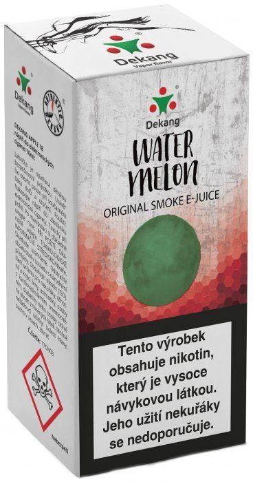 VODNÝ MELÓN - Watermelon - Dekang Classic 10 ml