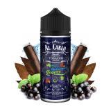 BLACKCURRANT LEAVES - Čierne ríbezle & tabak - shake&vape AL CARLO 15 ml
