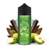 WILD APPLE - Jablková zmes & tabak - shake&vape AL CARLO 15 ml