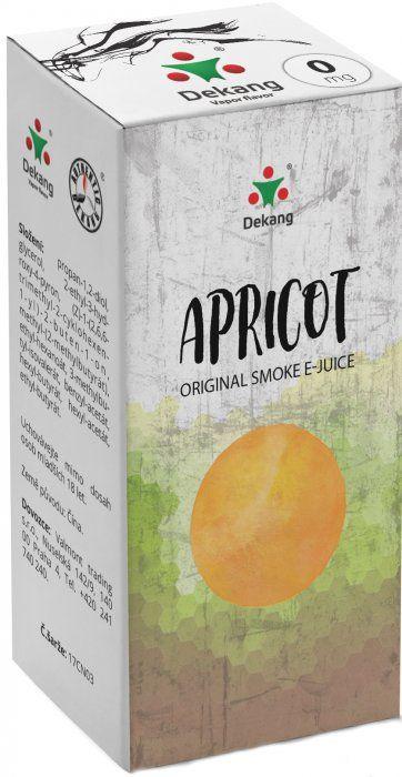 MARHUĽA - Apricot - Dekang Classic 10 ml