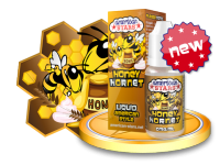 HONEY HORNET - e-liquid American Stars 10ml exp. 8/19