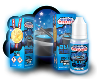BLUE MAGIC - e-liquid American Stars 10ml exp.: 12/19
