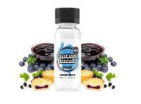 BISCUIT BLUEBERRY (Čučoriedková sušienka) - aróma JUST JAM 30ml