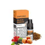 BLACK BARON (Čierne ríbezle s karamelom a tabakom) - E-liquid Emporio Salt 10ml