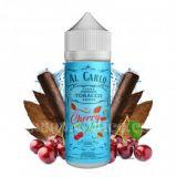 CHERRY WOOD / Čierna čerešňa & tabak - shake&vape AL CARLO 15 ml